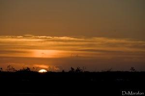 Nascer do sol // Lever du soleil.